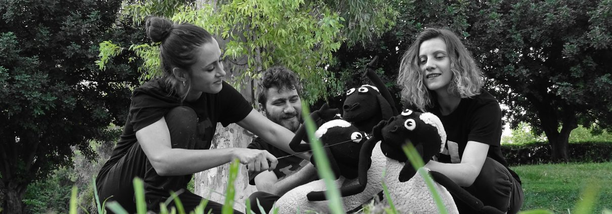 Ο Φίλος μου ο Τόμπυ και το Μαύρο Πρόβατο